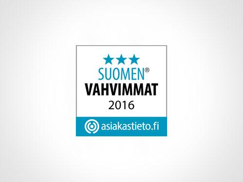 Gredi taas Suomen vahvimpien joukossa!