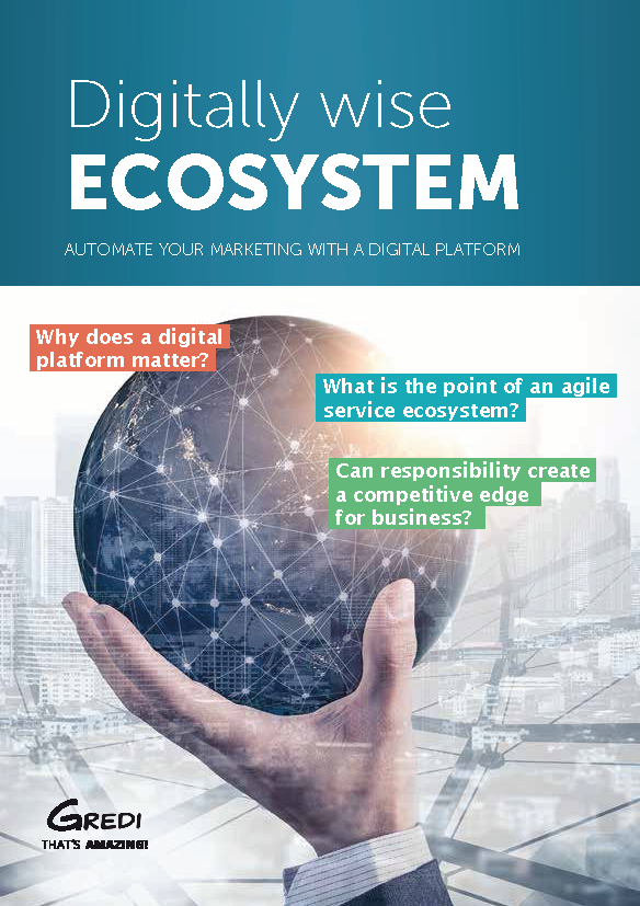 Digitally Wise Ecosystem audiobook now available