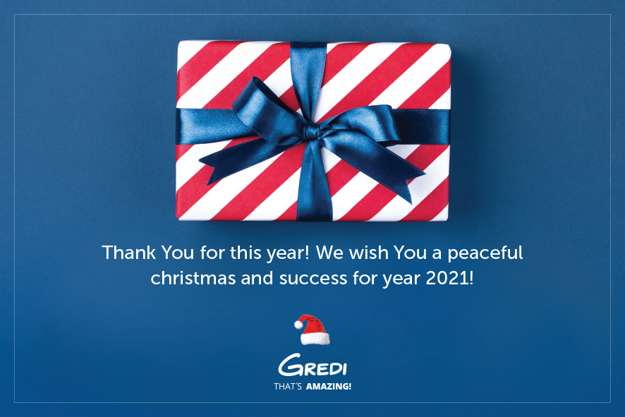 Merry Christmas from Gredi