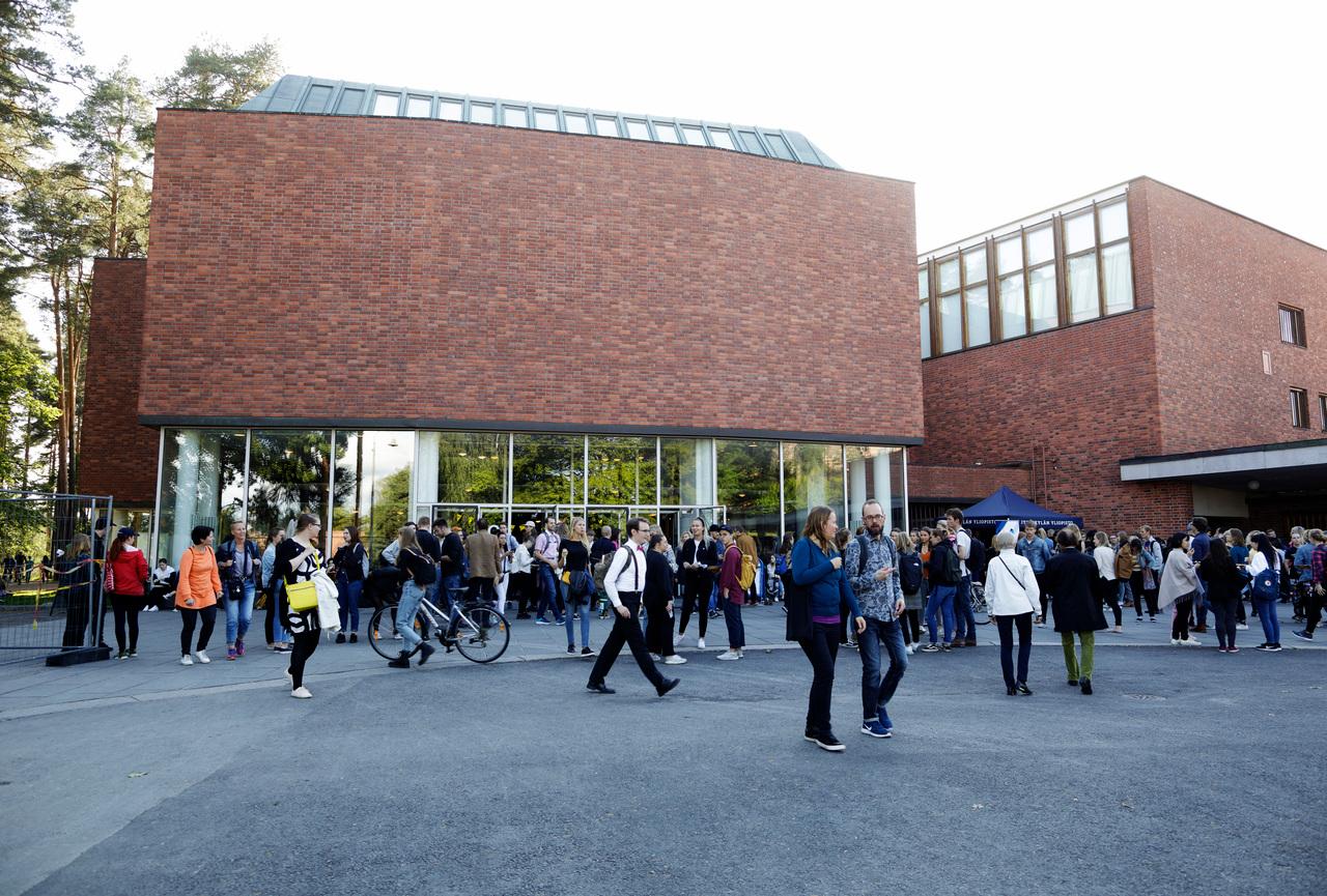 Jyväskylän_Yliopisto_JYU_rakennus_Alvar_Aalto_kampus