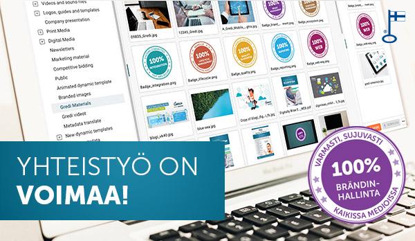 Yhteistyö on voimaa - PunaMusta Media Oyj osti Gredi Oy:n